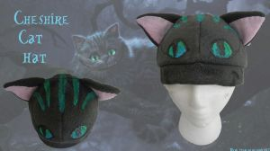 Cheshire Cat Updated Hat by Demi-Plum