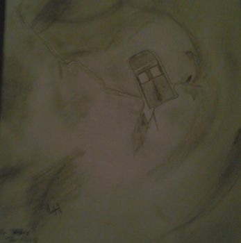 Time and Relative Dimension in Space (TARDIS) by moonlightgypsy1912