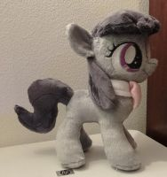 Filly Octavia Plushie :Commission: by AppleDew