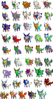 45 Fox Adopts OPEN 21/45 by KatDawgAdopts