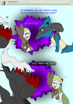 Ask Meloetta #43 by The9Tard