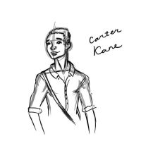 Kane Chronicles: Carter Kane by DareToDream252