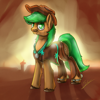 Spirit of the West by BlindCoyote
