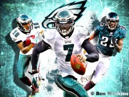 Philadelphia Eagles 2010-11 by Bigz95