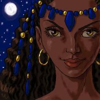 Inanna by SuncatStudio