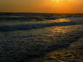 Sunset at Ayia Napa -9- by IoannisCleary