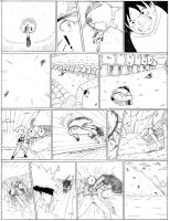 Naruto vs. Luffy - pt. 3 by WakerDre