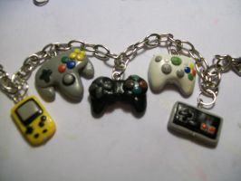 Gaming bracelet by ashitx