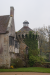 DSC09856 Scotney Castle In The Rain by wintersmagicstock