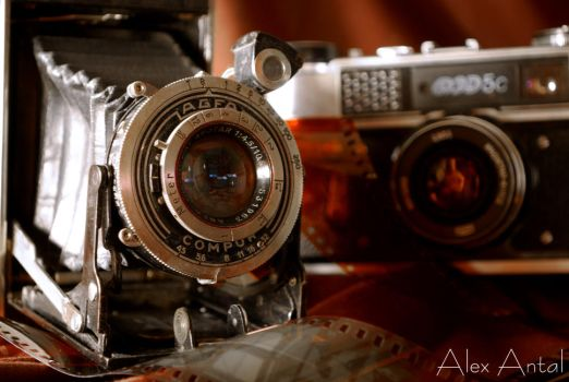 Old Cameras - Product by alexnosilence