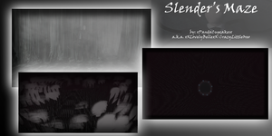 Slender's Map by cappucinii