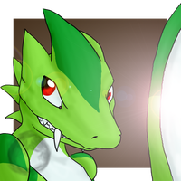 Scy avatar:: big pic by Flame-Shadow