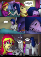 Up Late - Pg18 (read right to left) by G-Glory