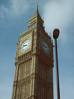 Big Ben by damnedlotus