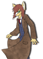 Request: 10th doctor cosplay by Blackwolfpaw