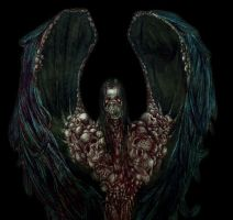 Angel of Death II by LiquidNerve
