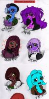 Osmosis Jones Girls by xJen-Jenx