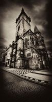 Prague sepia by almiller