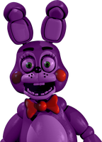 Purple Toy Bonnie edit by Lpscutemay100