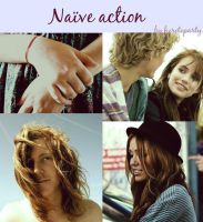 Naive action by heretoparty