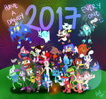 HAPPY NEW YEAR! [SPECIAL] by Vladinym