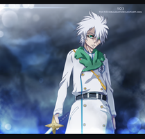 Bleach 591 - Hitsugaya Zombie by the103orjagrat
