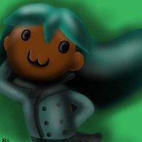 anime girl in claymation style by Czechmix-sempai