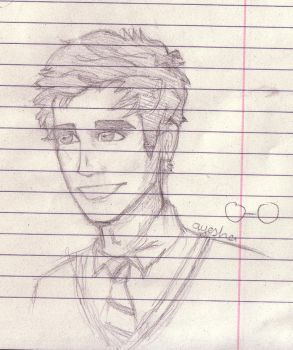 James Potter by wildsoulchild