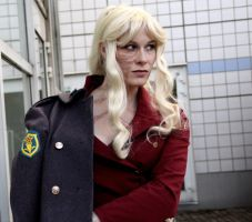Balalaika from Black Lagoon by Roracosplay