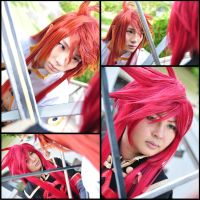 Tales of the Abyss: Original and Replica by DevilAurora