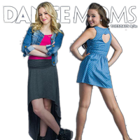 Chloe and Kendall Png - 1 by MaraOt