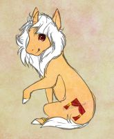 Downstage - MLP OC by Kium