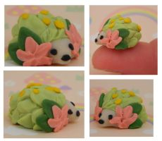 Mini Shaymin by kicat