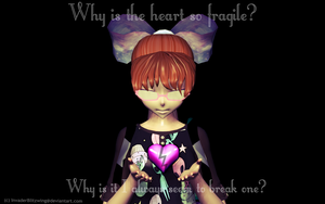 MMD Life - Hearts are so fragile... by InvaderBlitzwing