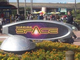 Mission Space Sign by blunose2772