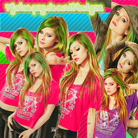 Avril Lavigne PNG Pack by AndreEditions