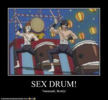 Sex Drum by Shinso612