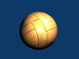 Flax Ball by Auris0