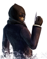 TF2 - Spy Speed Paint by Essence-Of-Rapture