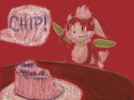 But They Spelled Birthday Wrong! (Speed Draw) by DecepticonFlamewar