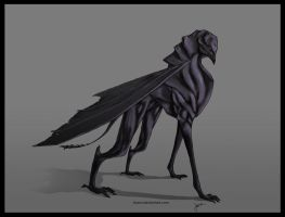 Creature by Jhann