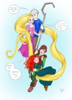 The Big Four by Izzybelles