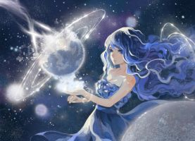 universe by LareOne