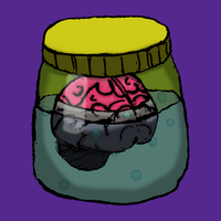 Brain in a vat by ebubba
