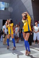 Euro2012 Girls by ShakilovNeel