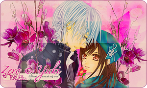 Zero y Yuki - Vampire Knight by akumaLoveSongs