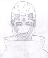 Awesome Hidan Drawing by MeowMaster789