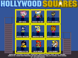Minerva on Hollywood Squares by tpirman1982