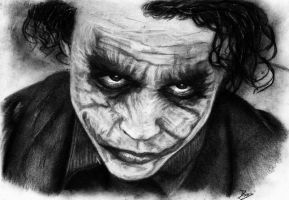The Joker by MiisterH