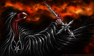 The Devil's Hell Storm by Svartya